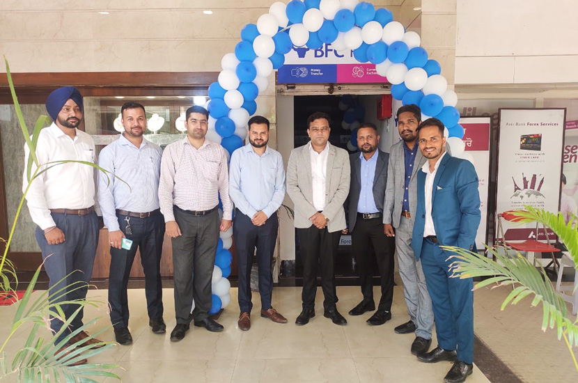 BFC Forex continues expansion by opening new branch in Chandigarh
