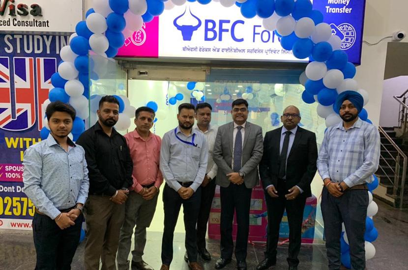 BFC Forex opens new branch in Jalandhar