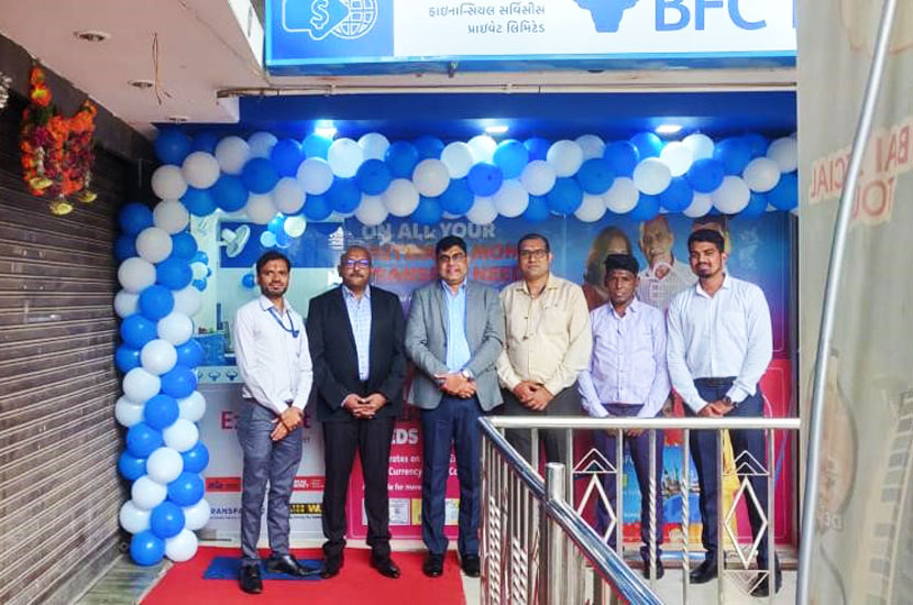 BFC Forex inaugurates 20th Branch in Surat